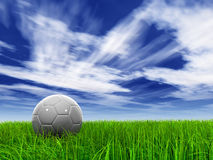 Free 001 (a) Grass At 9000 And Sky 006 (a) Royalty Free Stock Photo - 5256705