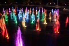 001 colored waters Στοκ φωτογραφία με δικαίωμα ελεύθερης χρήσης