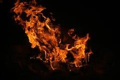 001 ogień Obraz Stock