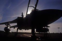 001 samolot. Obrazy Royalty Free
