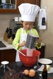 001 zrobić ciasteczka Obrazy Stock