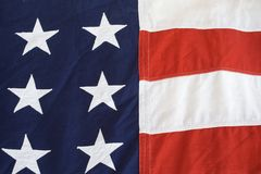 00130 48 Star Flag Background Stock Image