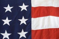 00130 de Achtergrond van de Vlag van 48 Ster Stock Afbeelding