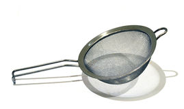 0016 small strainer Royaltyfri Bild