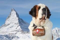 0016 zermatt Zdjęcie Royalty Free