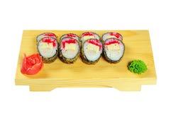 002个寿司 免版税库存照片