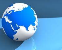 002地球 免版税库存照片