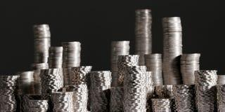 002 νομίσματα Στοκ Εικόνες
