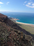002 Lanzarote Στοκ Εικόνες