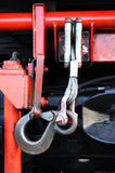 002 winch Zdjęcie Royalty Free