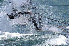 003 плавая Стоковое фото RF