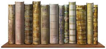 003 böcker Arkivfoto