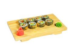 003 sushi Royaltyfri Foto