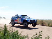 004 Argentina Chile Dakar Fotografia Stock