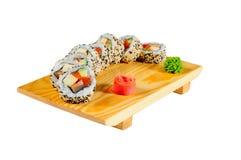 005个寿司 免版税库存照片