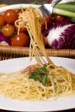 005个意大利面食系列 免版税库存照片