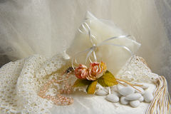 005 благосклонностей wedding Стоковое Изображение RF