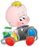 006婴孩 免版税库存图片