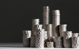 006 νομίσματα Στοκ Εικόνα
