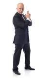 007无尾礼服 免版税库存图片