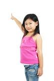 007 asiatiska barnbarn Arkivbilder