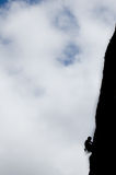 007 wspinaczkowa skała Obraz Royalty Free