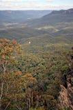 0072 голубых горы img стоковое изображение rf