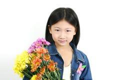 008个亚洲人儿童年轻人 免版税库存照片