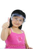 008 asiatiska barnbarn Fotografering för Bildbyråer