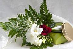 008 produkter för huvuddelomsorgshygien Royaltyfria Bilder