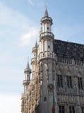 00pm 1比利时布鲁塞尔全部安排垂直 库存照片