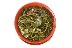 01个中国系列茶 免版税库存图片