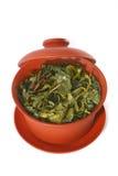 01个中国系列茶 库存图片