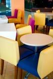 01个咖啡馆系列 库存图片