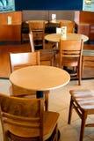 01个咖啡馆系列 免版税库存照片