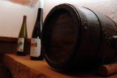 01个地窖酒 免版税库存照片
