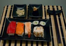 01个寿司 库存照片