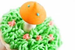 01个杯形蛋糕系列 免版税库存照片