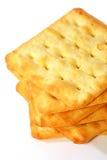 01个薄脆饼干 免版税库存图片