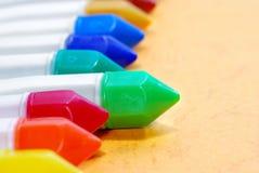 01个颜色油漆系列水 免版税库存图片