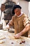 01传统的面包店 免版税库存照片