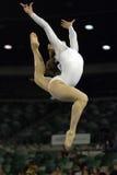 01体操运动员 库存照片