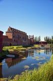 01座城堡malmohus 免版税库存照片