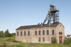 01座煤矿多特蒙德gneisenau轴 免版税图库摄影