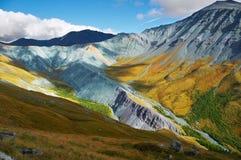 01座altay美丽的山非常s 库存图片