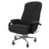 01把扶手椅子查出的办公室 库存例证