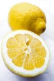 01柠檬 免版税库存图片