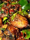 01泰国的食物 免版税库存图片