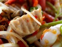 01泰国的食物 免版税图库摄影