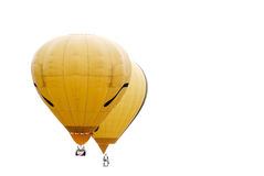 01热的气球 库存照片